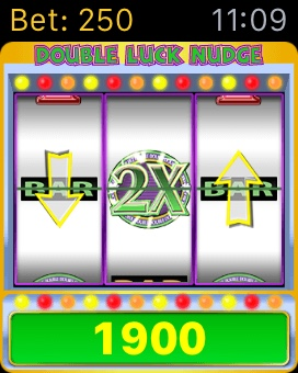 Double Luck Nudge Slots