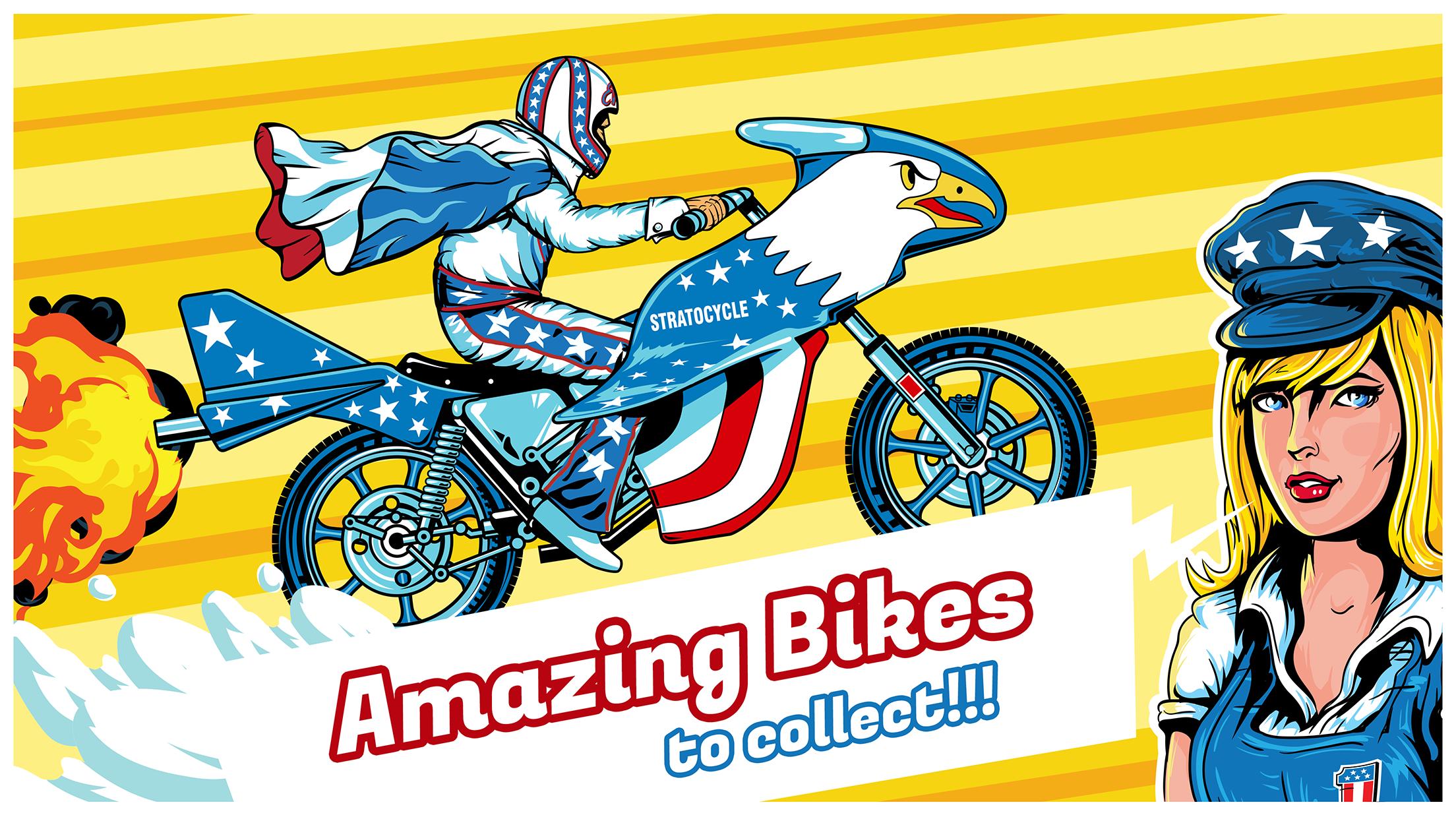 Evel Knievel - Bikes - 16X9 - 2208x1242