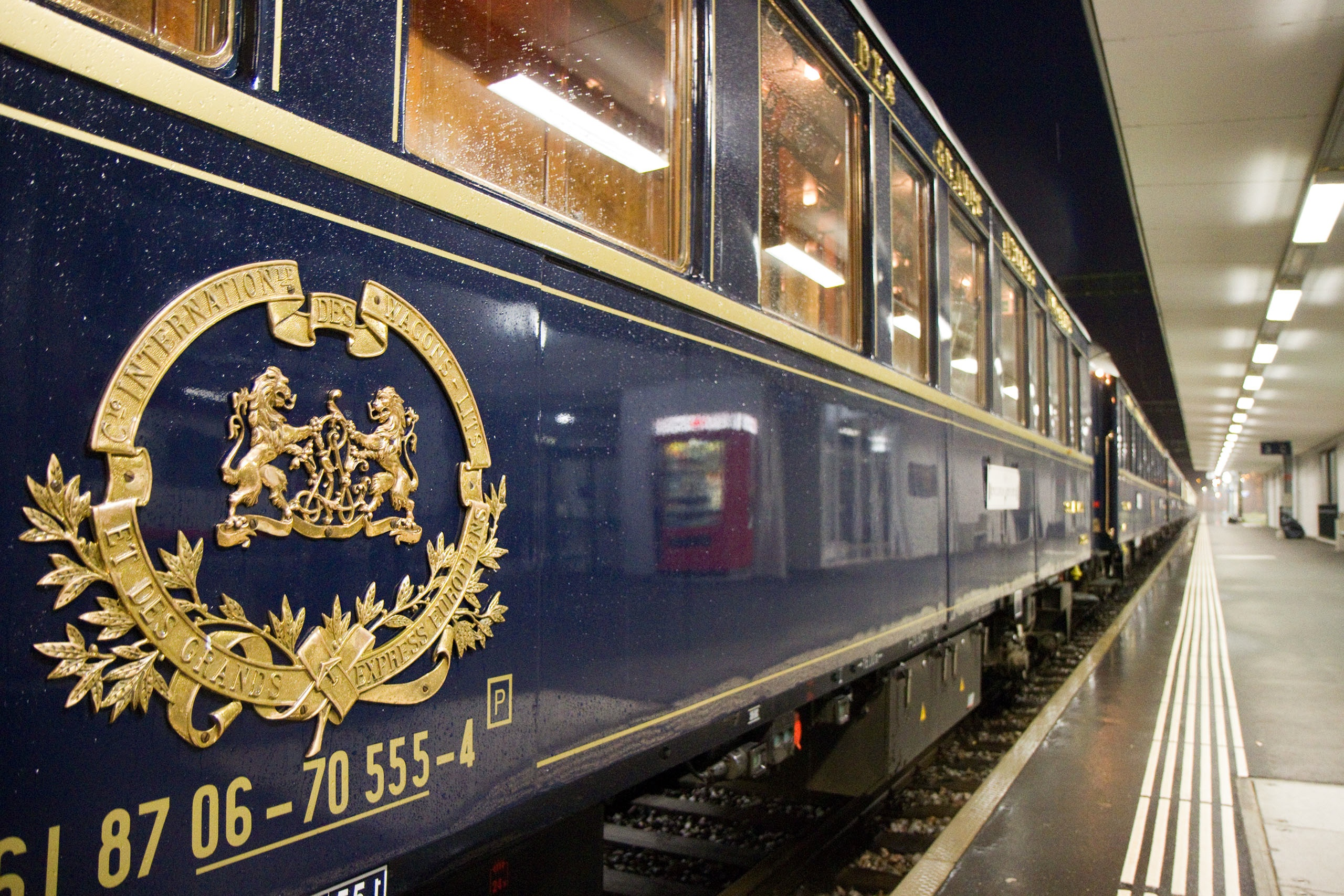 Take a ride on the world's most famous train with Orient Express History