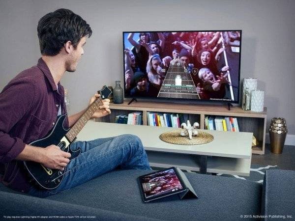 Rocking deal on Guitar Hero Live controller bundle at Amazon