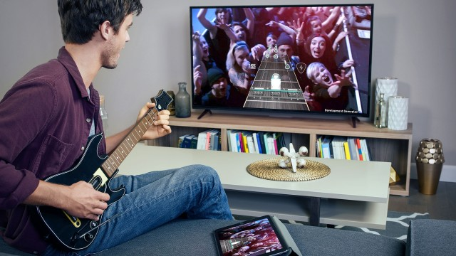 Guitar Hero Live arrives on Apple TV, but there's a catch