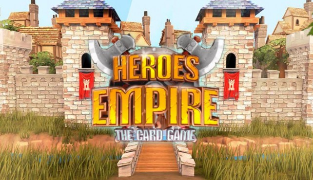 Lead your brave army in the new card game Heroes Empire