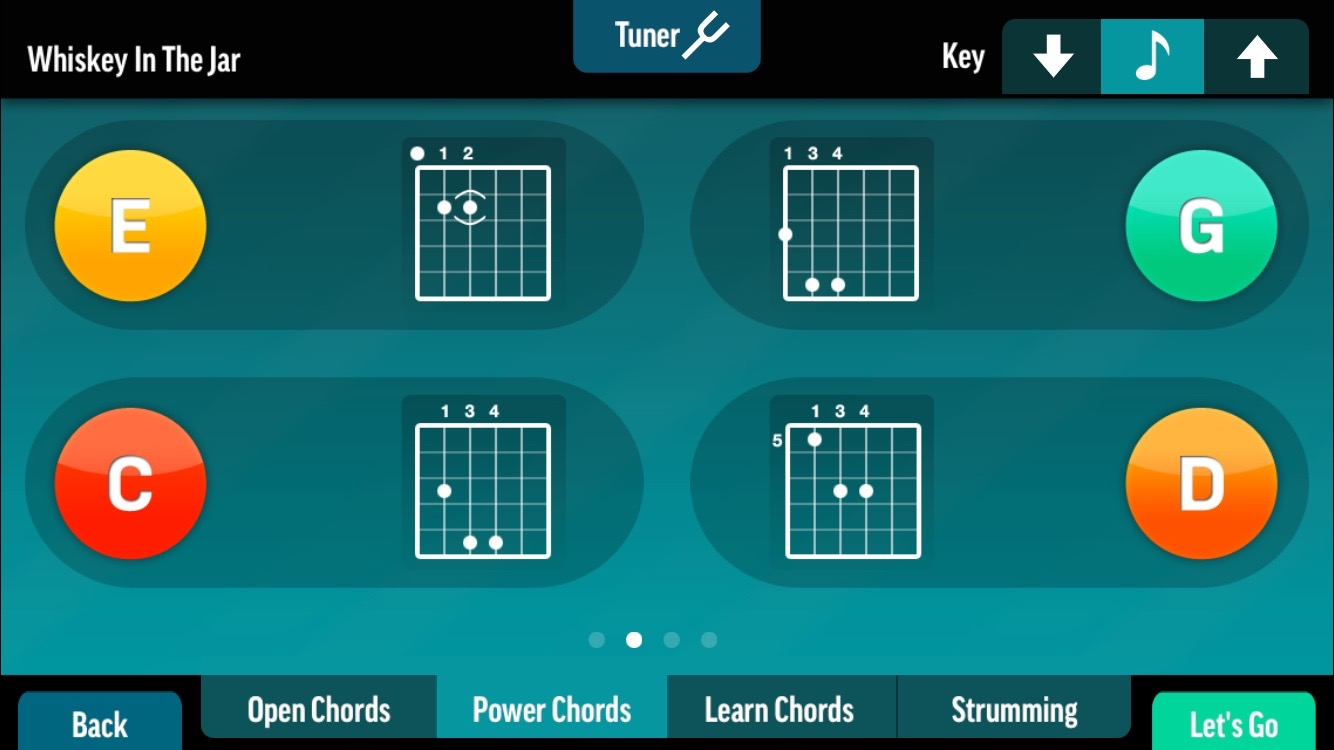 Fourchords Makes Learning Songs On Guitar Quick And Easy