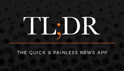Inside TL;DR gives you the headlines with bite-sized chunks