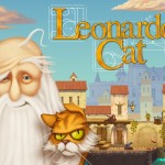 Leonardo's Cat pounces onto the scene as a fun puzzle journey
