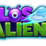 Fuel your spaceship and explore the galaxy in Los Aliens