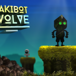 Jump through an unpredictable world in Makibot Evolve