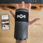 House of Marley's Chant Sport takes a swim without a problem