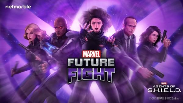 The 'Agents of S.H.I.E.L.D.' blast into Marvel Future Fight