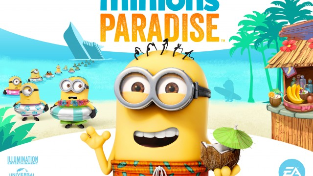 Play and party while you vacation in EA's Minions Paradise