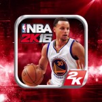 NBA 2K16 bounces onto the App Store, just in time