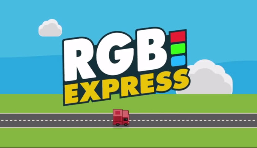 New stops have rolled into the RGB Express puzzler