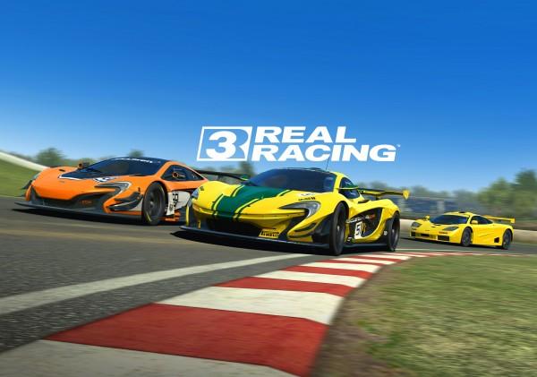 EA's Real Racing 3 puts you in the winning McLaren F1 GTR