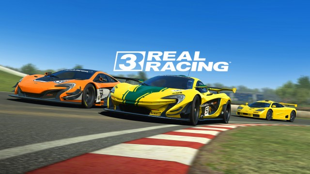EA's Real Racing 3 puts you in the winning McLaren F1 GTR