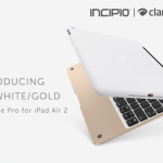 Incipio launches ClamCase Pro Gold for Apple's iPad Air 2