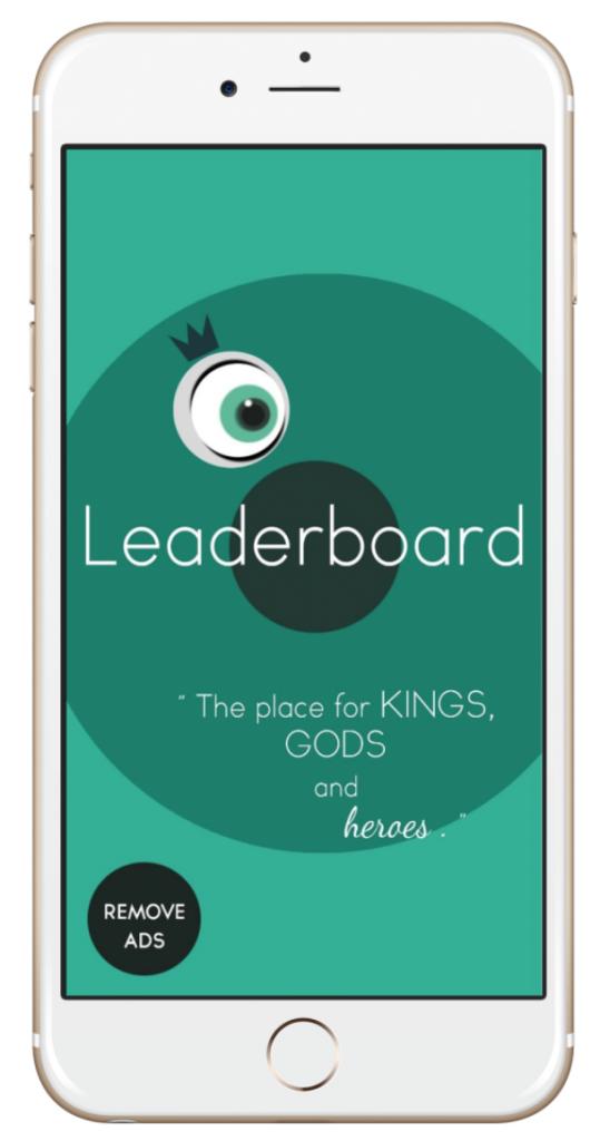 BalanceGod's in-app leaderboards.