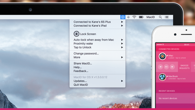 Adding Touch ID to Mac is now easier than ever with MacID 1.3