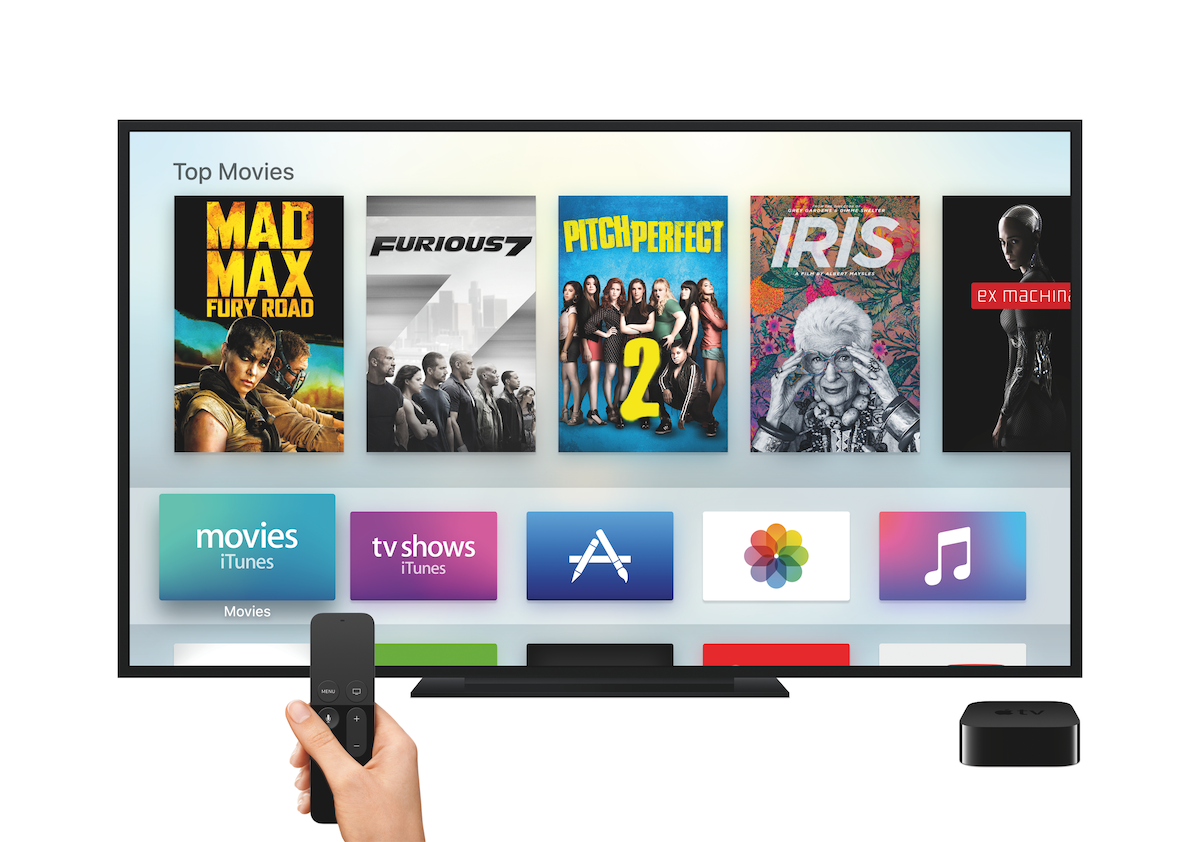 New API will allow more content to feature in Apple TV's universal search