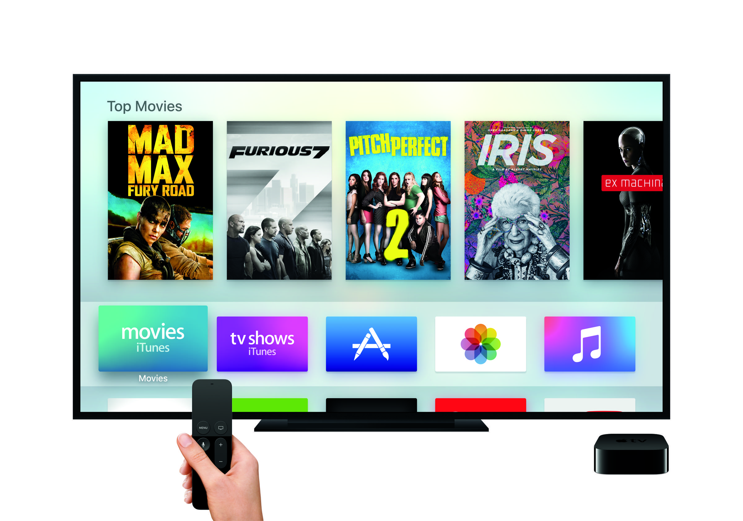 On Apple TV, Siri is just getting started