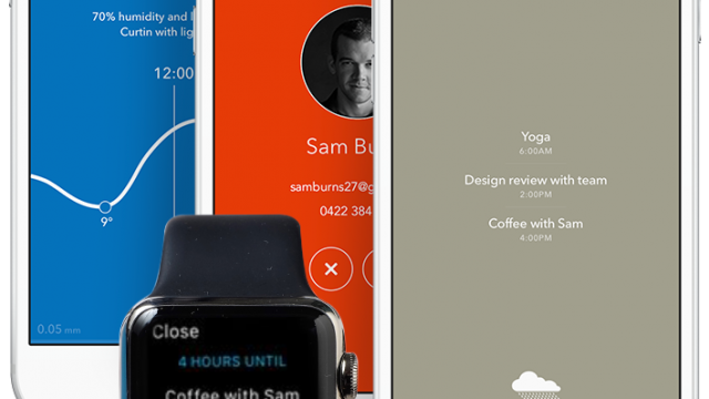 Moleskine Timepage now offers cool complications and widgets
