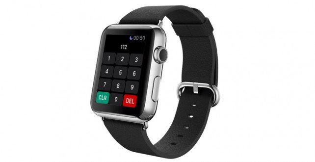 Put your phone away, dial from your wrist with Watch Keypad