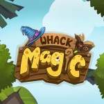 Stomp out monsters instead of moles in Whack Magic