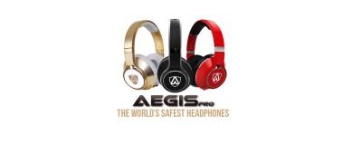 The Aegis Pro headphones let you rock out while protecting your hearing