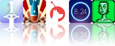 Today's apps gone free: Legendary, iBomber Defense Pacific, Astropad Mini and more