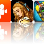 Today's apps gone free: Smart Resume, Videoshop, Alice and more