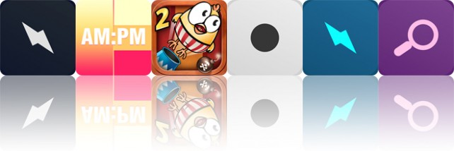 Today's apps gone free: Net Status, Coloring Clock, Drop the Chicken 2 and more