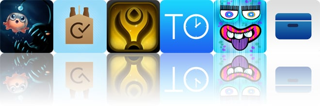 Today's apps gone free: Jelly Reef, Craft Check, Pursuit of Light and more