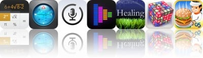 Today's apps gone free: Calculator, Commander Compass, Say and Go and more