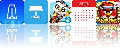 Today's apps gone free: Practice+, Templates for Keynote, Dr. Panda's Mailman and more