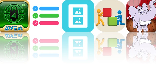 Today's apps gone free: Star Defender 4, PDF Photos, Shoppylist and more