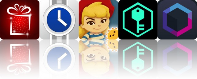 Today's apps gone free: The Christmas Gift List, Billing Hours, The Pirate Princess and more