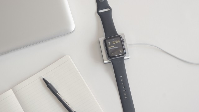 Review: Native Union's Anchor is a simple dock for the Apple Watch