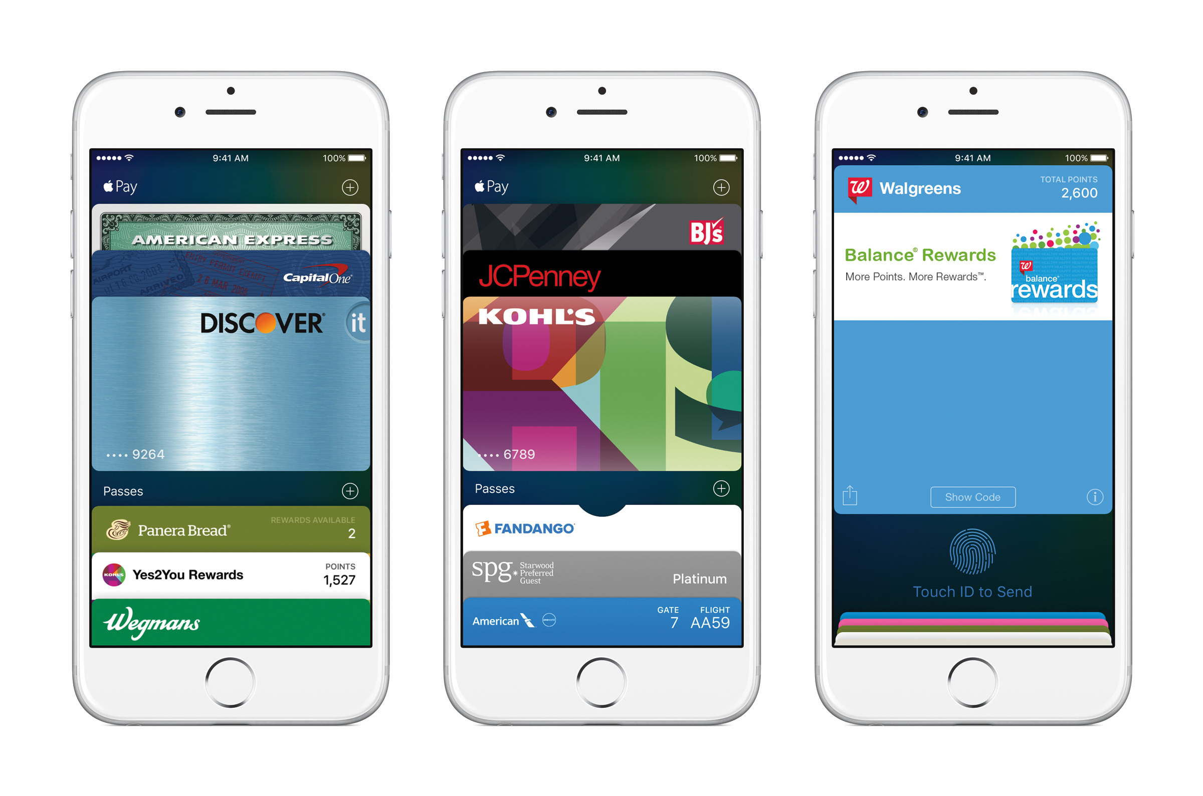 The Kohl's store credit card can now be used with Apple Pay
