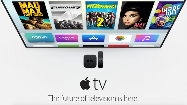 You can now buy the new Apple TV online and pick it up in-store