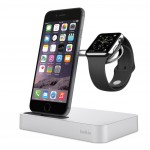 Belkin's new Charge Dock can juice up your iPhone and Apple Watch at the same time