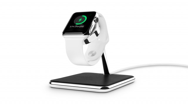 Twelve South unveils Forte, a beautiful charging stand for the Apple Watch