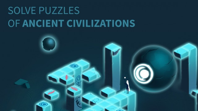 Solve puzzles with tricky tiles in Ghosts of Memories