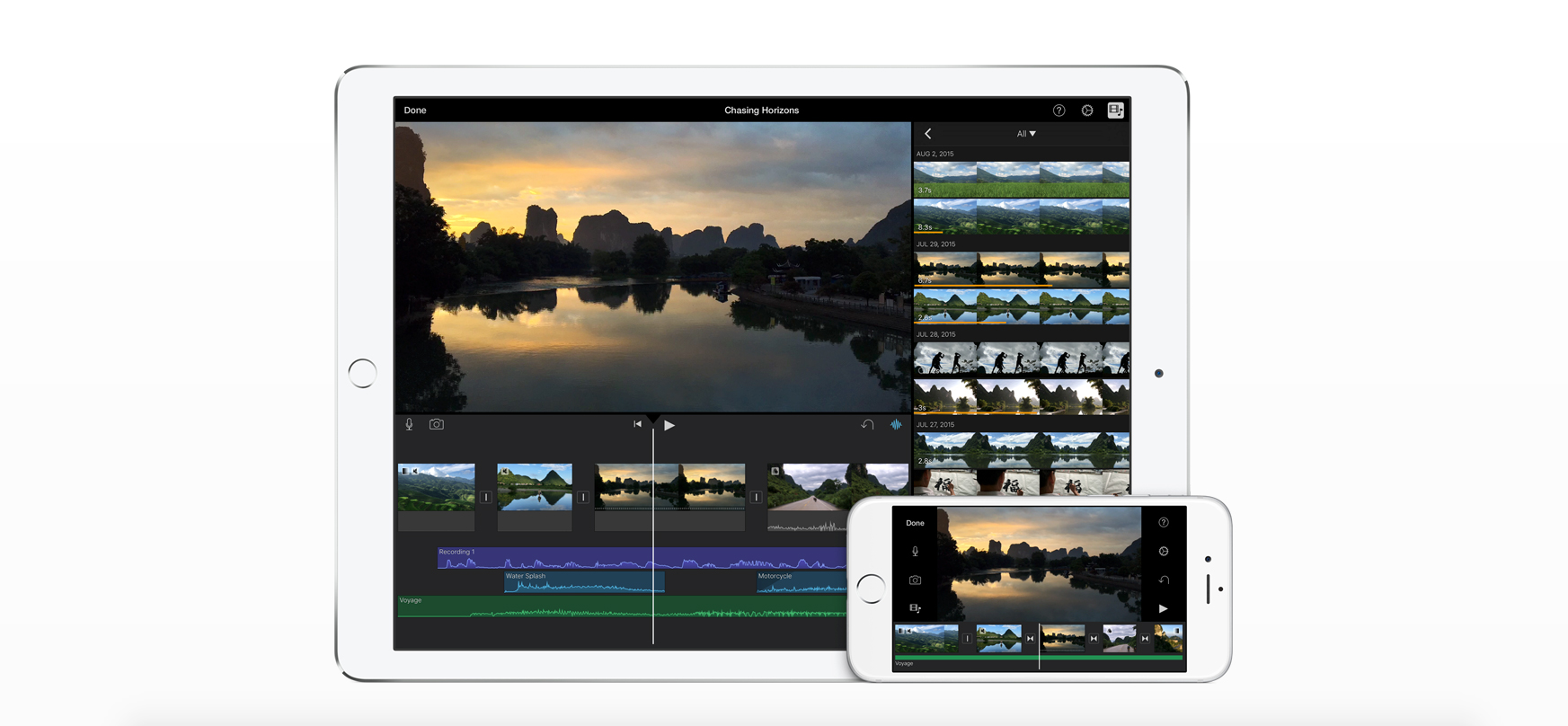 Apple updates iMovie with 4K video support for the iPad Air 2