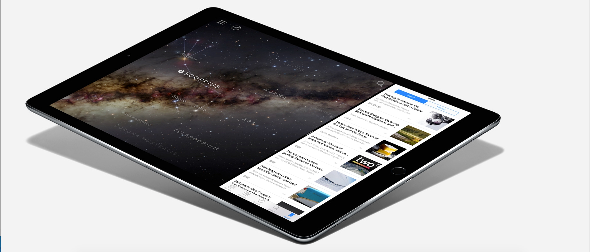 The iPad Pro will reportedly go on sale Nov. 11