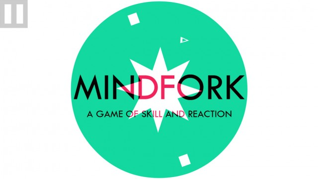 Twirl to the music in Mindfork, a reflex arcade game
