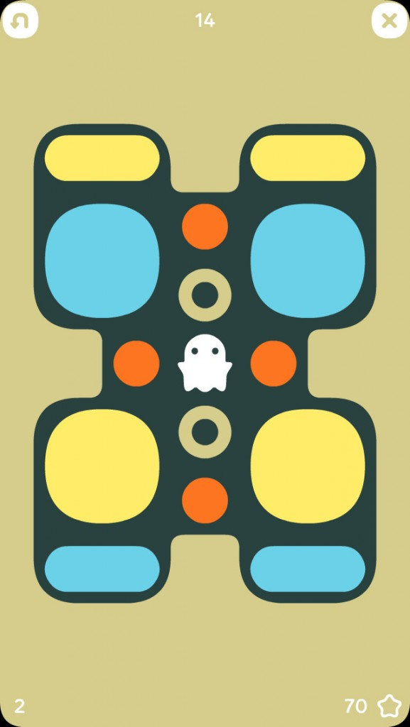 Join colors together in Pokaboo, a charming puzzler