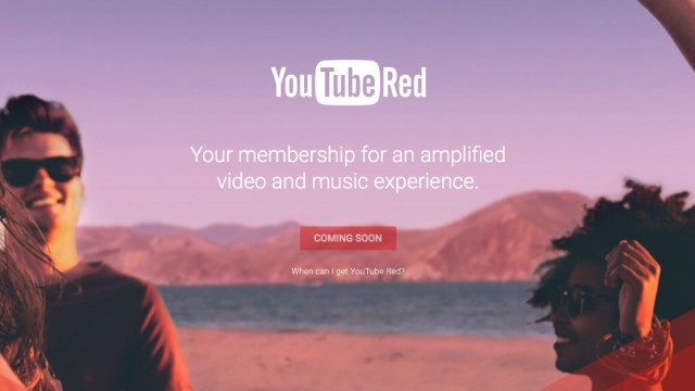 Ahead of YouTube Red's arrival, all ESPN channels disappear from the site