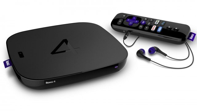 Roku 4 joins the 4K parade, which won't include new Apple TV
