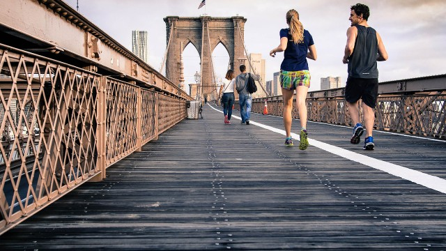 Get up and go with FitApp, the GPS activity tracker