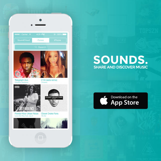 Share your Sounds to Instagram with ease