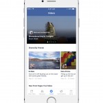 Facebook is testing a News Feed showing only videos in its iPhone app